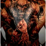 wolf tattoo designs 4 150x150 - Wolf Tattoos Design Ideas Pictures Gallery