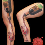 wp 096 150x150 - Bottle Tattoos Design Ideas Pictures Gallery