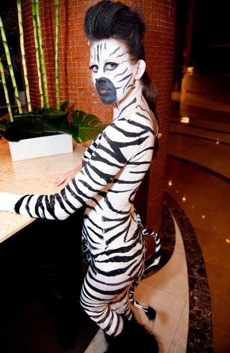 Zebra Tattoos Design Ideas Pictures Gallery