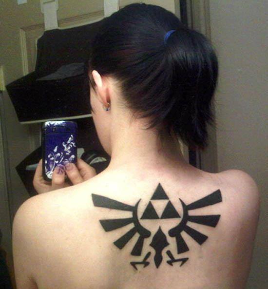 Zelda Tattoos Design Ideas Pictures Gallery