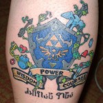 zelda tattoo number 2 by ketchuplord d5qyt4b 150x150 - Zelda Tattoos Design Ideas Pictures Gallery