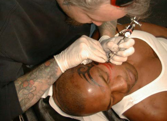 100's of Mike Tyson Tattoo Design Ideas Picture Gallery