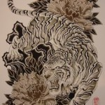 0d80fb4dcb3561cedf2ec531f540c230 150x150 - 100's of Japases Tattoo Design Ideas Picture Gallery