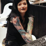 1203 lras 19 o biggest tattoo show on earth tattoo girl 150x150 - 100's of Girl Tattoo Design Ideas Picture Gallery