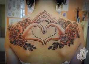 16 Heart Tattoo1 300x215 - 16-Heart-Tattoo