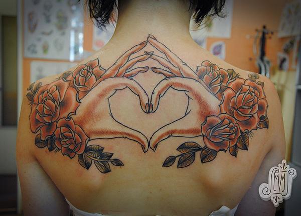 16-Heart-Tattoo