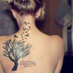 42 bird tattoo 150x150 - 100's of Birds Tattoo Design Ideas Picture Gallery