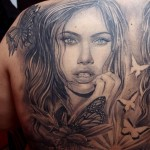 ADRIANA rostro tatuajes madrid juanpe oct2614 LIMA 2 150x150 - 100's of Adriana Lima Tattoo Design Ideas Picture Gallery
