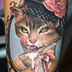 Animal Tattoos 11 150x150 - 100's of Animal Tattoo Design Ideas Picture Gallery