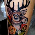 Animal Tattoos 5 150x150 - 100's of Animal Tattoo Design Ideas Picture Gallery