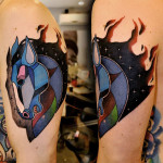 Animal Tattoos 6 150x150 - 100's of Animal Tattoo Design Ideas Picture Gallery