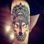 Animal Tattoos 9 150x150 - 100's of Animal Tattoo Design Ideas Picture Gallery