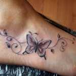 Ankle Tattoos 11 150x150 - 100's of Ankle Tattoo Design Ideas Picture Gallery