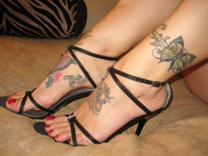 Ankle Tattoos (13)
