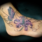 Ankle Tattoos 4 150x150 - 100's of Ankle Tattoo Design Ideas Picture Gallery
