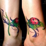 Ankle Tattoos 8 150x150 - 100's of Ankle Tattoo Design Ideas Picture Gallery
