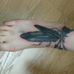 Ankle Tattoos 9 150x150 - 100's of Ankle Tattoo Design Ideas Picture Gallery