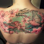 Bird Tattoos 15 150x150 - 100's of Birds Tattoo Design Ideas Picture Gallery