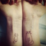 Cat Tattoos 13 150x150 - 100's of Cat Tattoo Design Ideas Picture Gallery