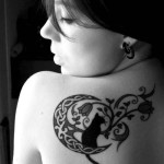 Cat Tattoos 8 150x150 - 100's of Cat Tattoo Design Ideas Picture Gallery