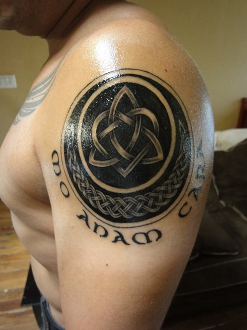 Celtic Tattoos 1 - 100's of Celtic Tattoo Design Ideas Picture Gallery
