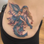 Charlize Theron Tattoos 4 150x150 - 100's of Charlize Theron Tattoo Design Ideas Picture Gallery