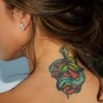 Charlize Theron Tattoos (7)