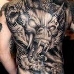 Chinese Tattoos 11 150x150 - 100's of Chinese Tattoo Design Ideas Picture Gallery