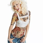 Christina Aguilera Tattoos Designs Christina Aguilera Tattoos Idea 7 150x150 - 100's of Chritina Aguilera Tattoo Design Ideas Picture Gallery