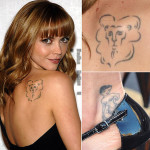 Christina Ricci Tattoos 10 150x150 - 100's of Christina Ricci Tattoo Design Ideas Picture Gallery