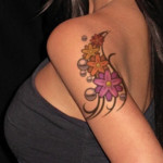 Daisy Tattoos 11 150x150 - 100's of Daisy Tattoo Design Ideas Picture Gallery