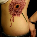 Daisy Tattoos 2 150x150 - 100's of Daisy Tattoo Design Ideas Picture Gallery