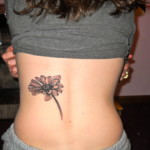 Daisy Tattoos 4 150x150 - 100's of Daisy Tattoo Design Ideas Picture Gallery