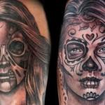 Dave Navarro Tattoos 3 150x150 - 100's of Dave Navarro Tattoo Design Ideas Picture Gallery