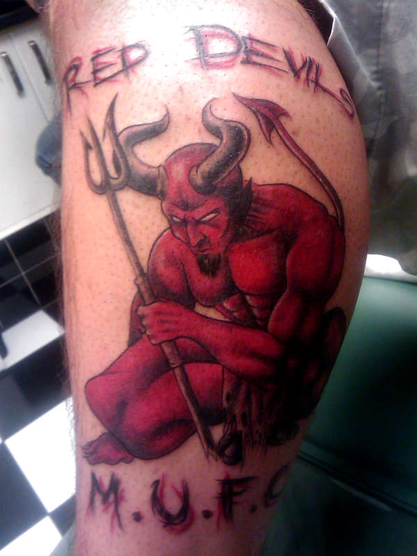 Devil Tattoos 1 - 100's of Devil Tattoo Design Ideas Picture Gallery