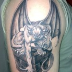 Devil Tattoos 10 150x150 - 100's of Devil Tattoo Design Ideas Picture Gallery