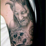 Devil Tattoos 5 150x150 - 100's of Devil Tattoo Design Ideas Picture Gallery