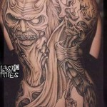 Devil Tattoos 7 150x150 - 100's of Devil Tattoo Design Ideas Picture Gallery