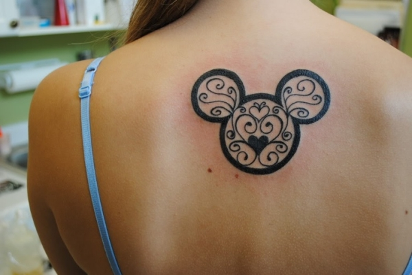 Disney Tattoos 10 - 100's of Disney Tattoo Design Ideas Picture Gallery
