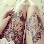 Disney Tattoos 14 150x150 - 100's of Disney Tattoo Design Ideas Picture Gallery