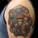 Disney Tattoos 6 150x150 - 100's of Disney Tattoo Design Ideas Picture Gallery