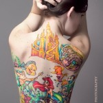 Disney Tattoos 8 150x150 - 100's of Disney Tattoo Design Ideas Picture Gallery