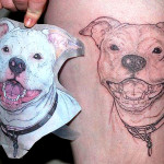 Dog Tattoos 11 150x150 - 100's of Dog Tattoo Design Ideas Picture Gallery