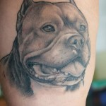 Dog Tattoos 2 150x150 - 100's of Dog Tattoo Design Ideas Picture Gallery