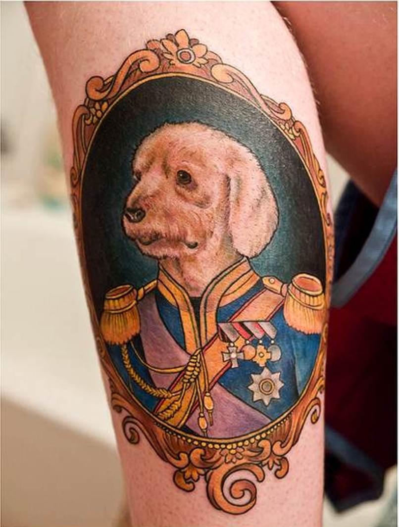 100 39 s of dog tattoo design ideas picture gallery for Tattoo of my dog