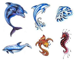 Dolphin Tattoos (11)