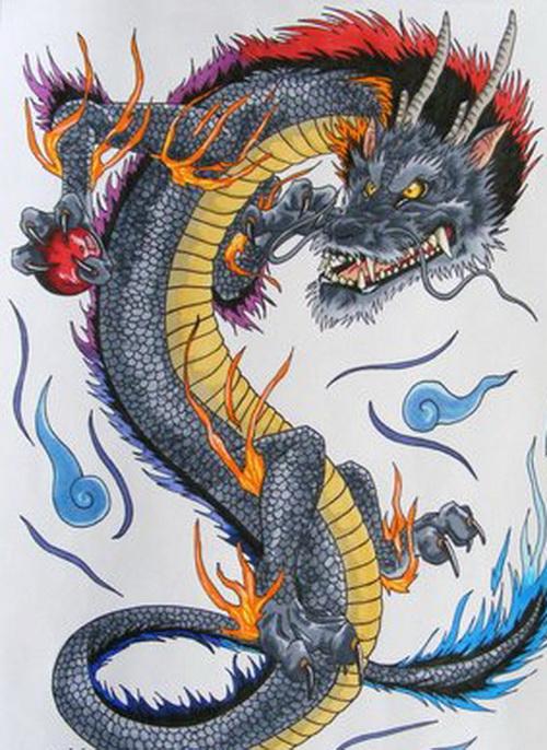 Dragon-Japanese-Tattoo-Designs