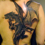 Dragon Tattoo 150x150 - 100's of Dragon Tattoo Design Ideas Picture Gallery
