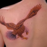 Eagle Tattoos (12)