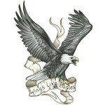 Eagle Tattoos 41 150x150 - 100's of Eagle Tattoo Design Ideas Picture Gallery